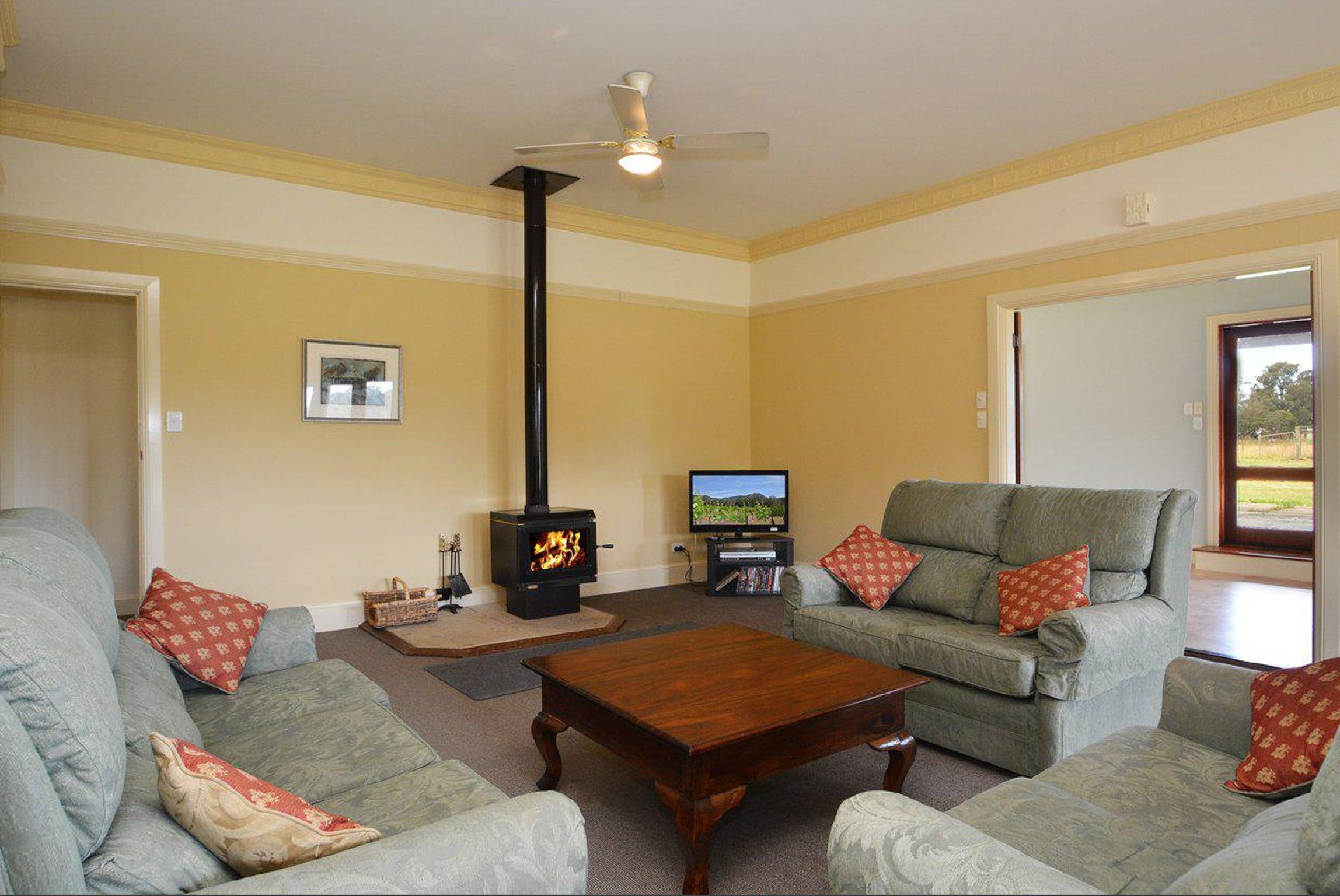 Grasmere Estate Homestead - Accommodation BNB