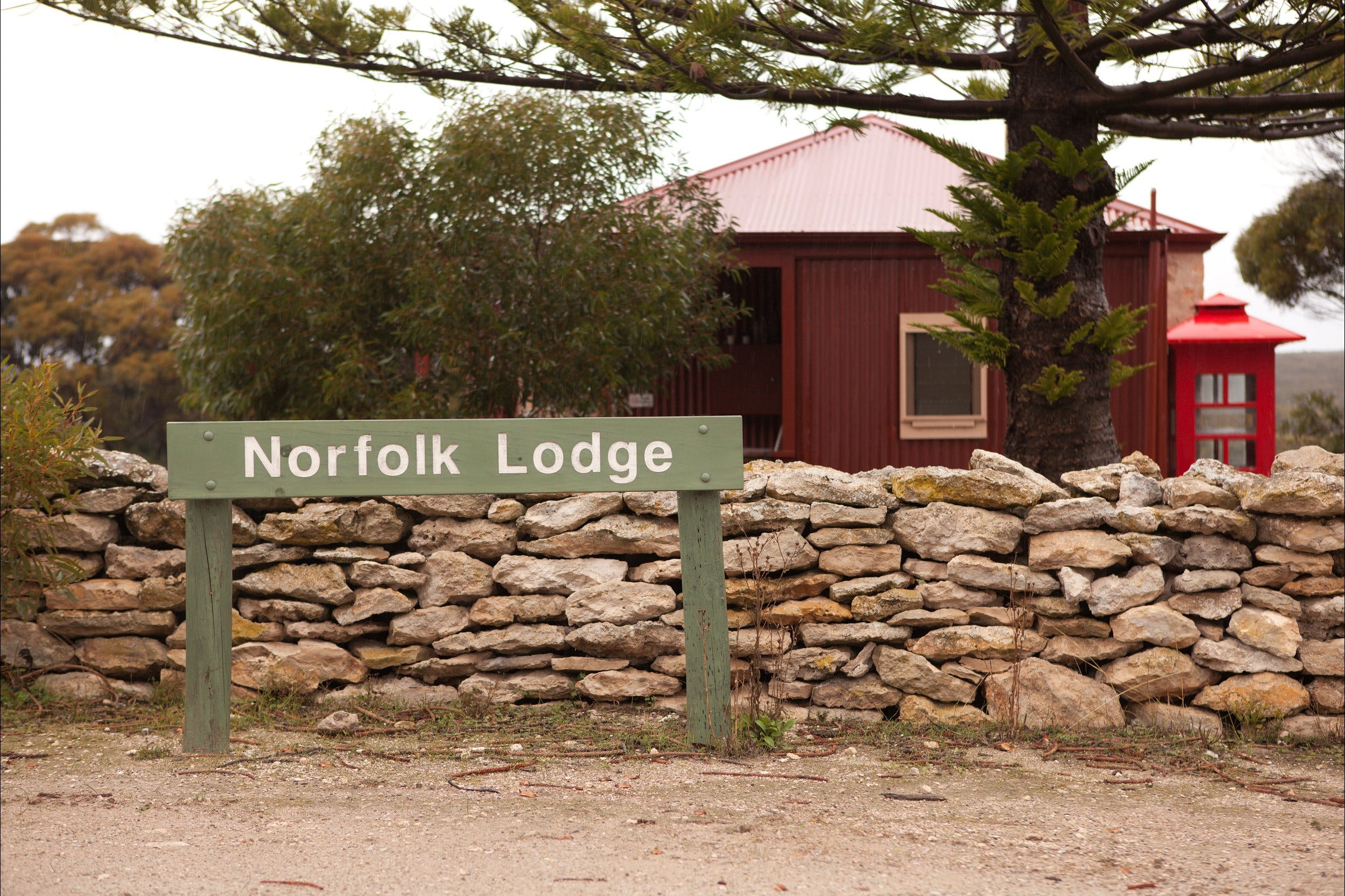 Norfolk Lodge - Accommodation BNB