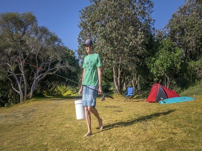 Racecourse campground - Accommodation BNB