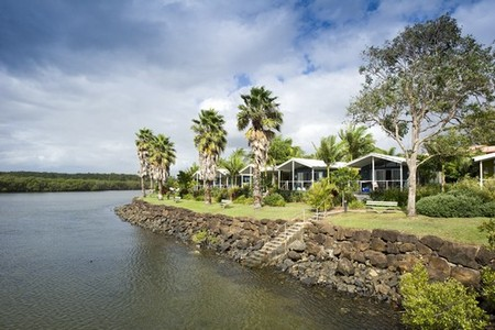 Terrace Reserve Holiday Park - Accommodation BNB