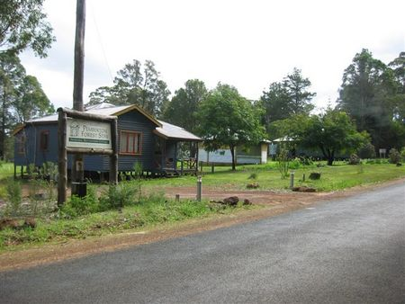 Pemberton Forest Stay - Accommodation BNB