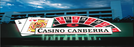 Casino Canberra - Accommodation BNB