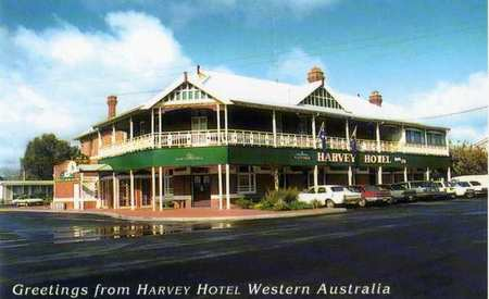 Harvey Hotel - Accommodation BNB