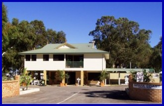 Batavia Coast Caravan Park - Accommodation BNB