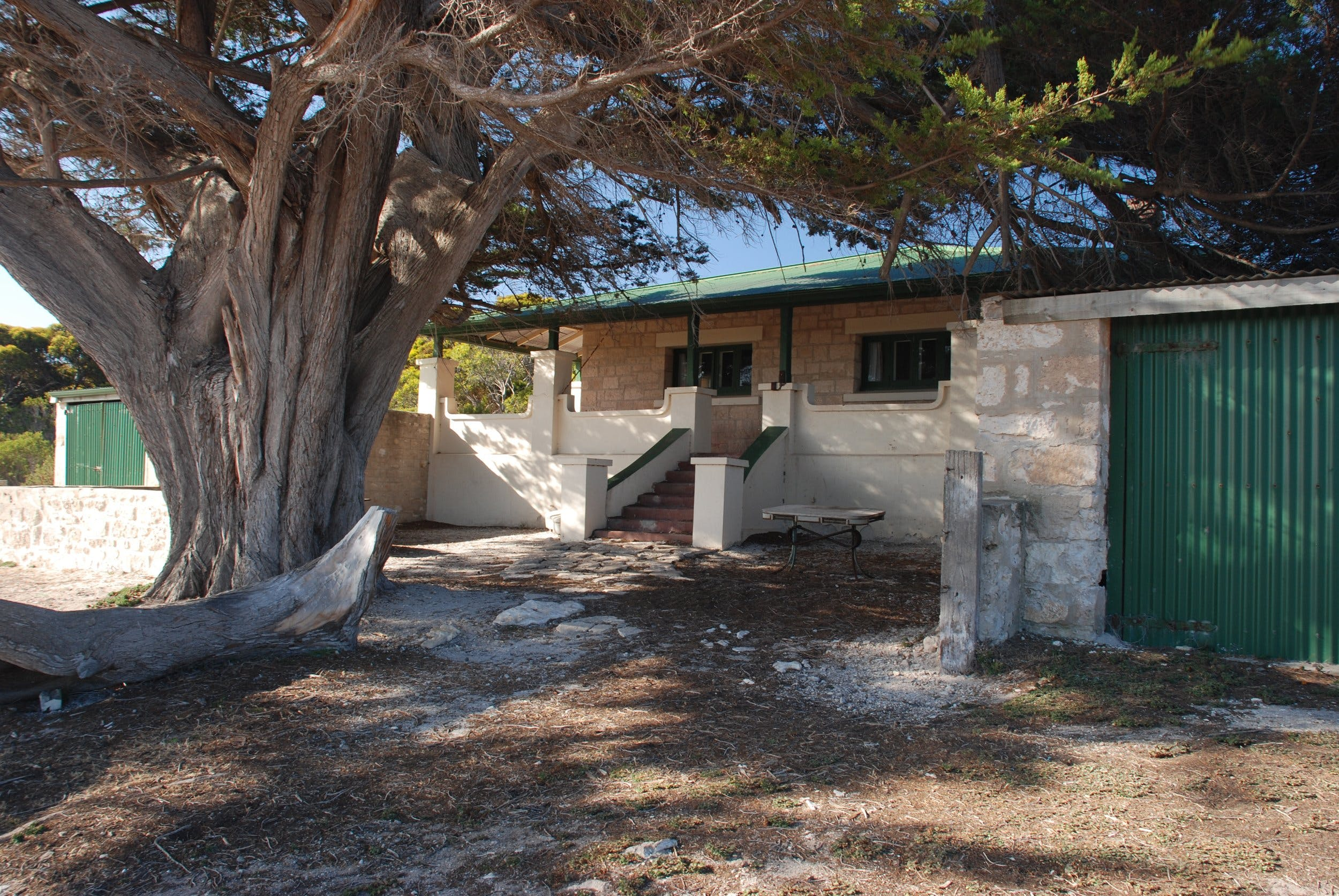 Managers Lodge - Innes National Park - Accommodation BNB