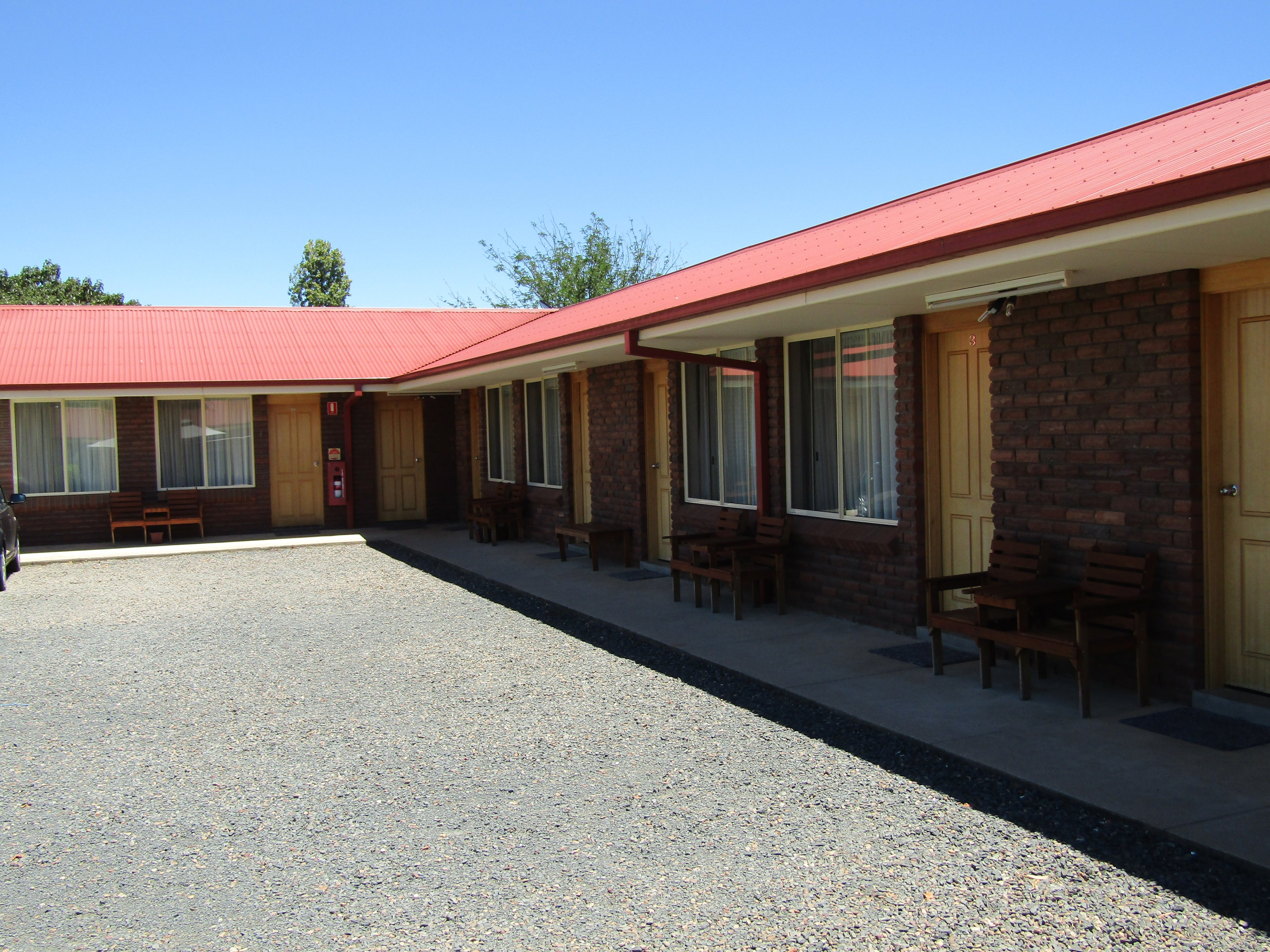 Manilla Motel - Accommodation BNB