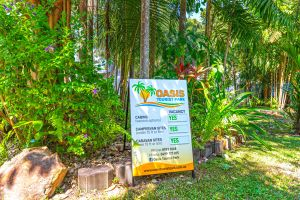 Oasis Tourist Park - Accommodation BNB