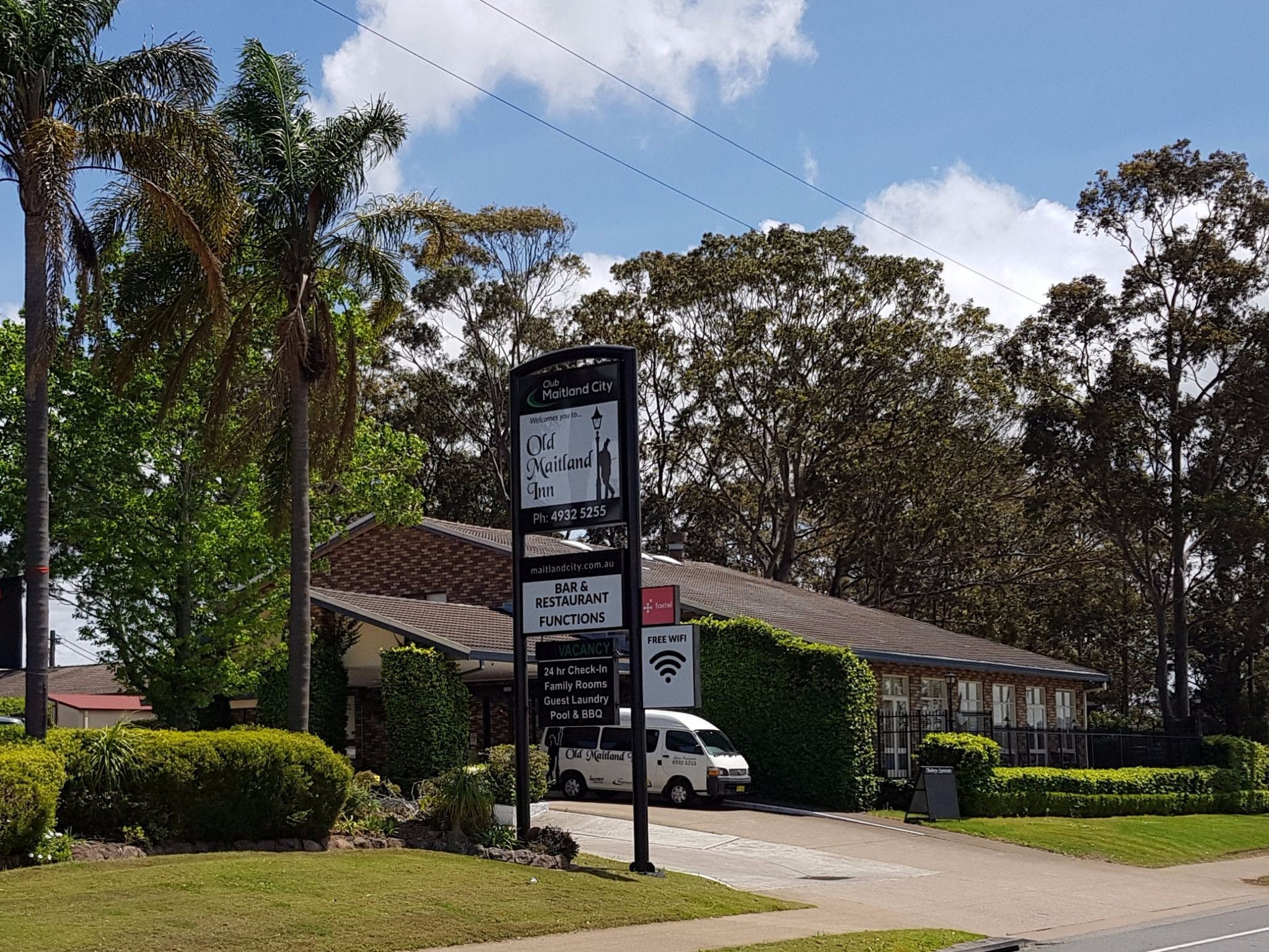 Old Maitland Inn - Accommodation BNB