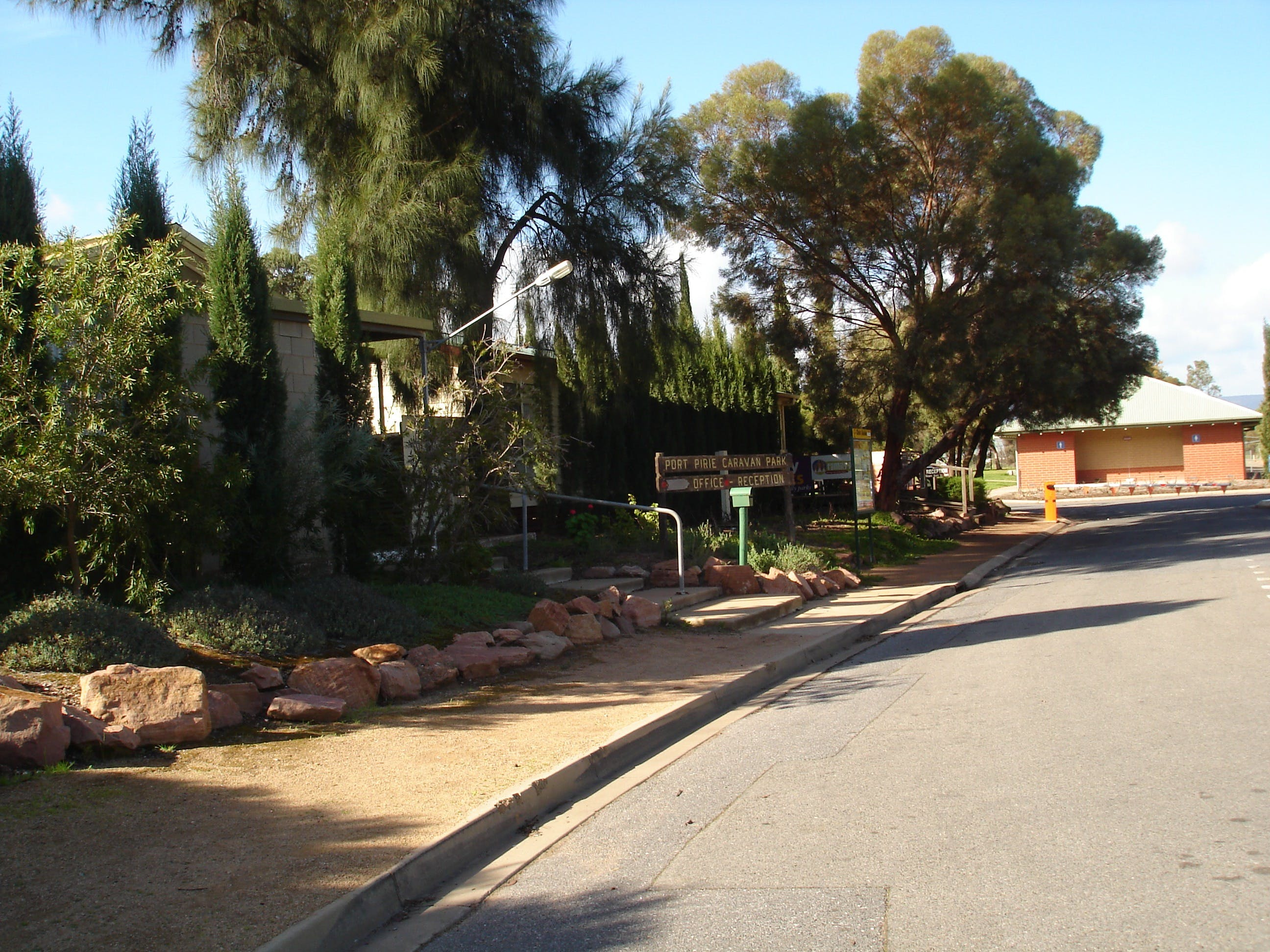 Port Pirie Beach Caravan Park - Accommodation BNB