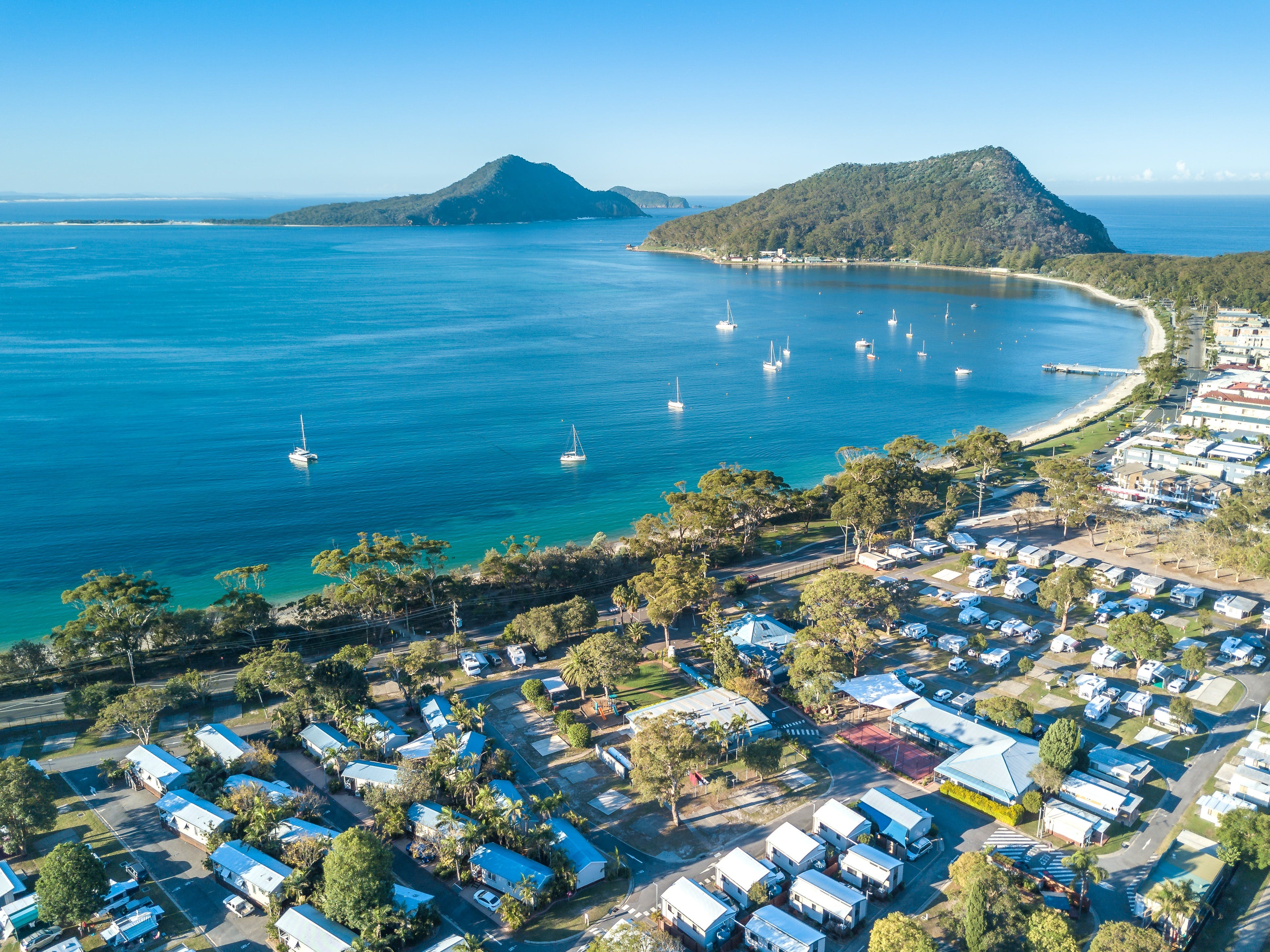 Shoal Bay Holiday Park - Accommodation BNB