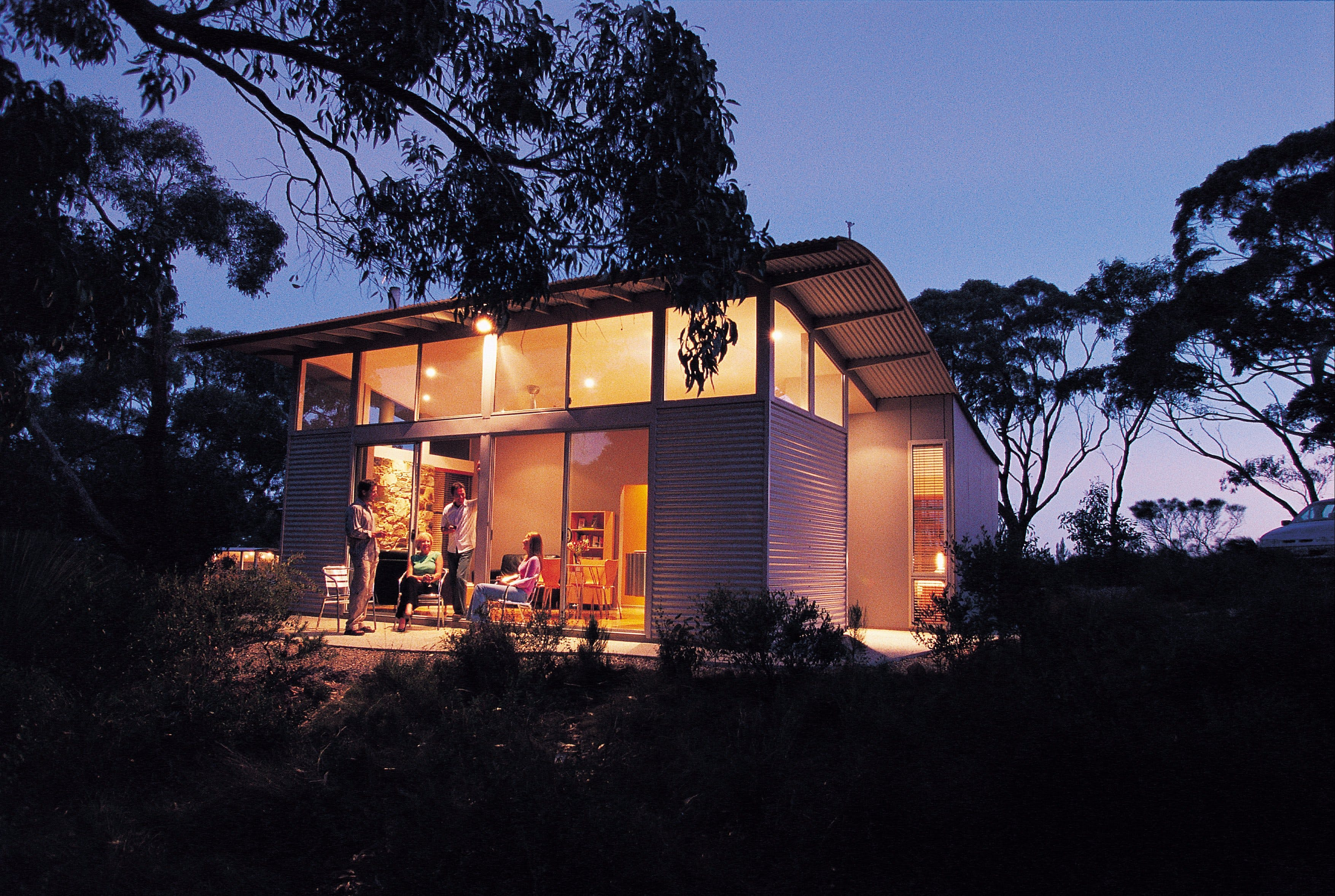 Southern Ocean Retreats - Ridgetop Retreats - Accommodation BNB