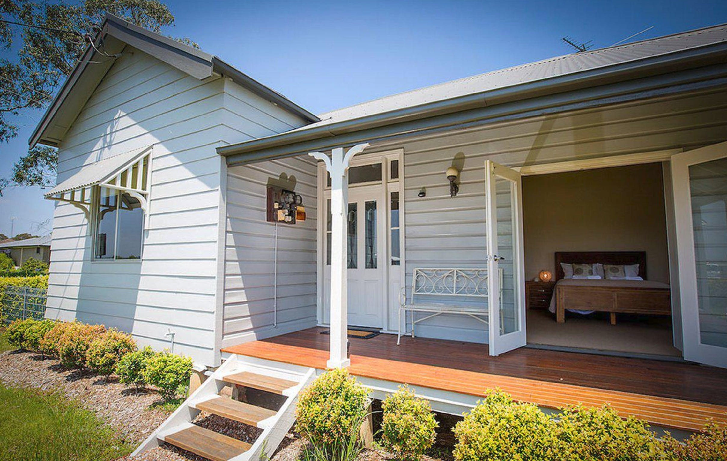 Wine Country Cottage - Accommodation BNB