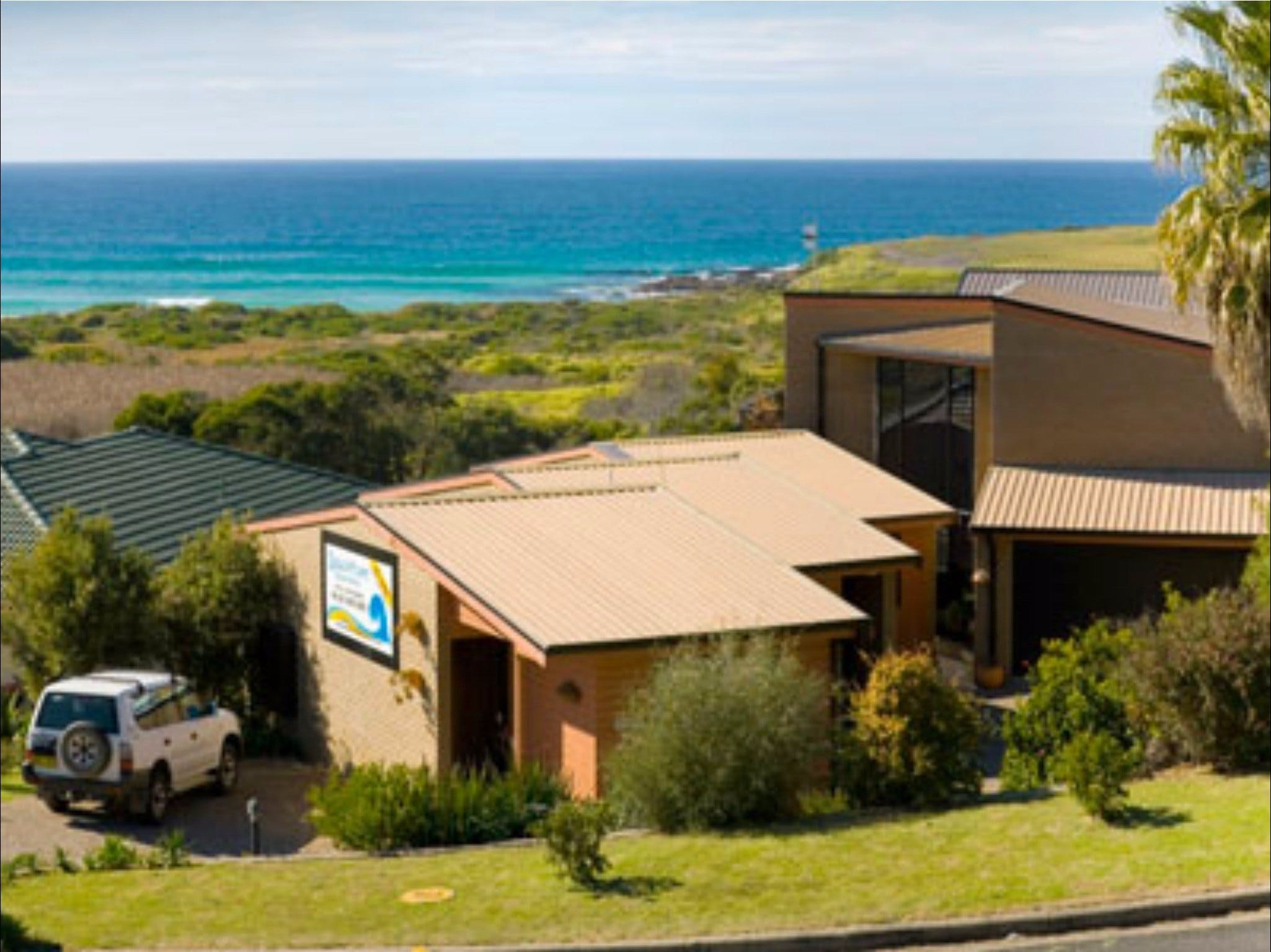 Beachfront Apartments Narooma - Accommodation BNB