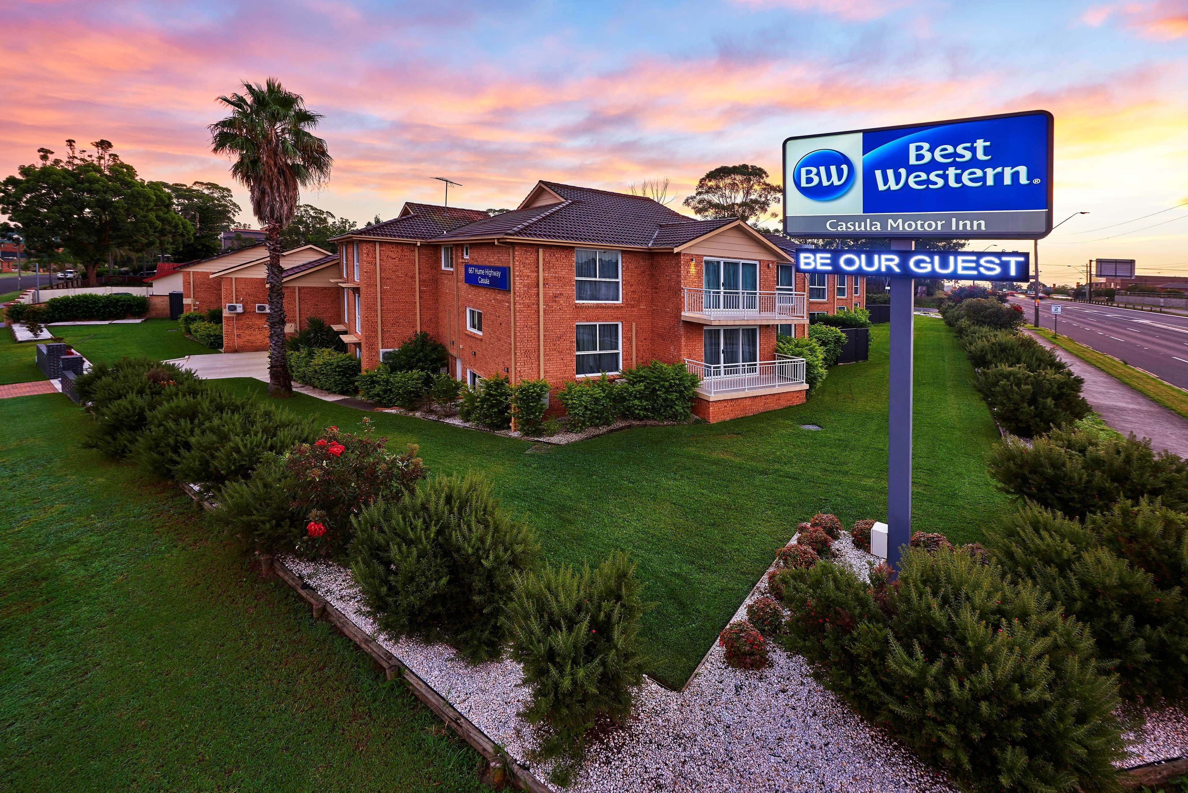Best Western Casula Motor Inn - Accommodation BNB