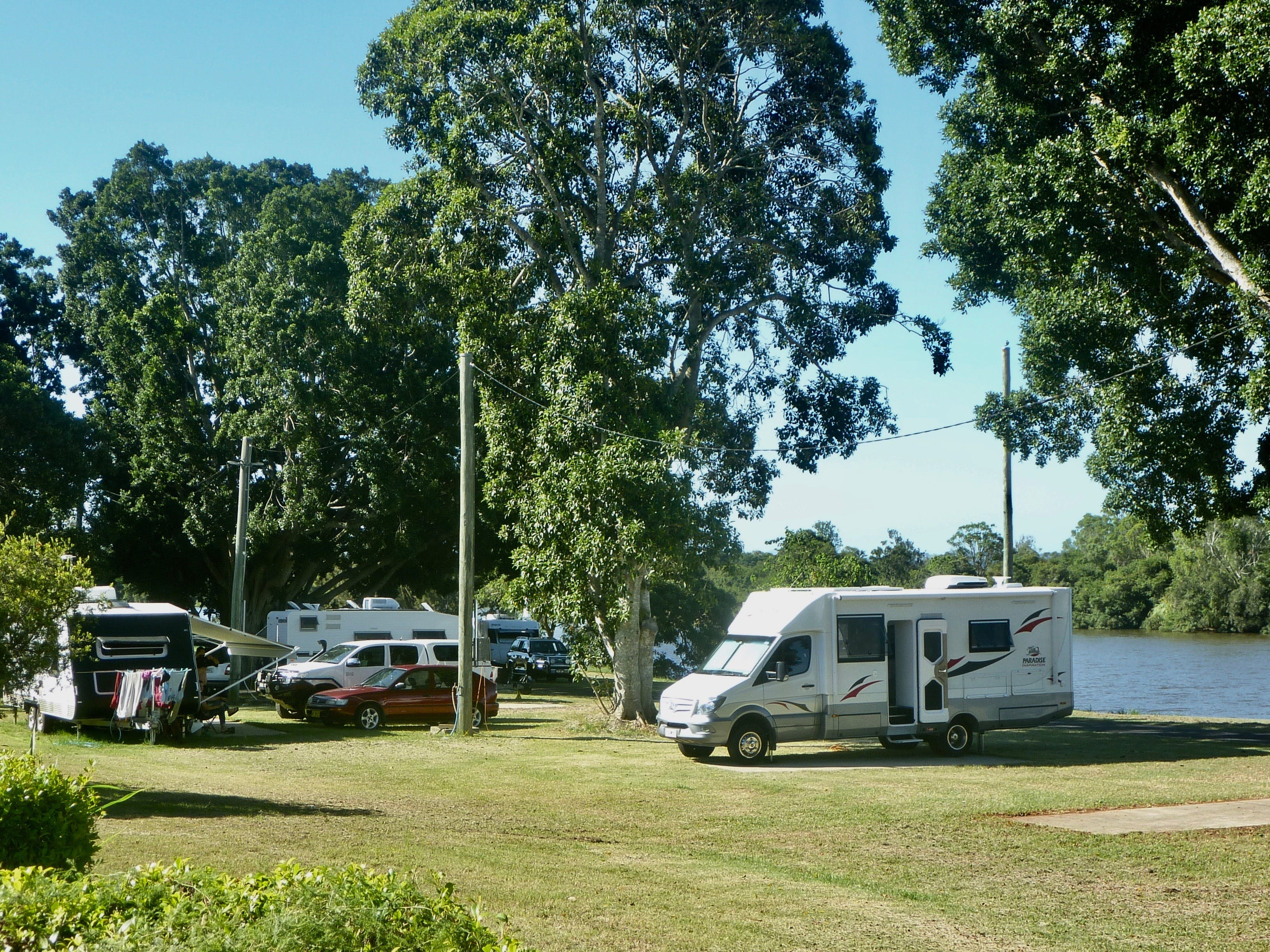 Coraki Caravan Park - Accommodation BNB