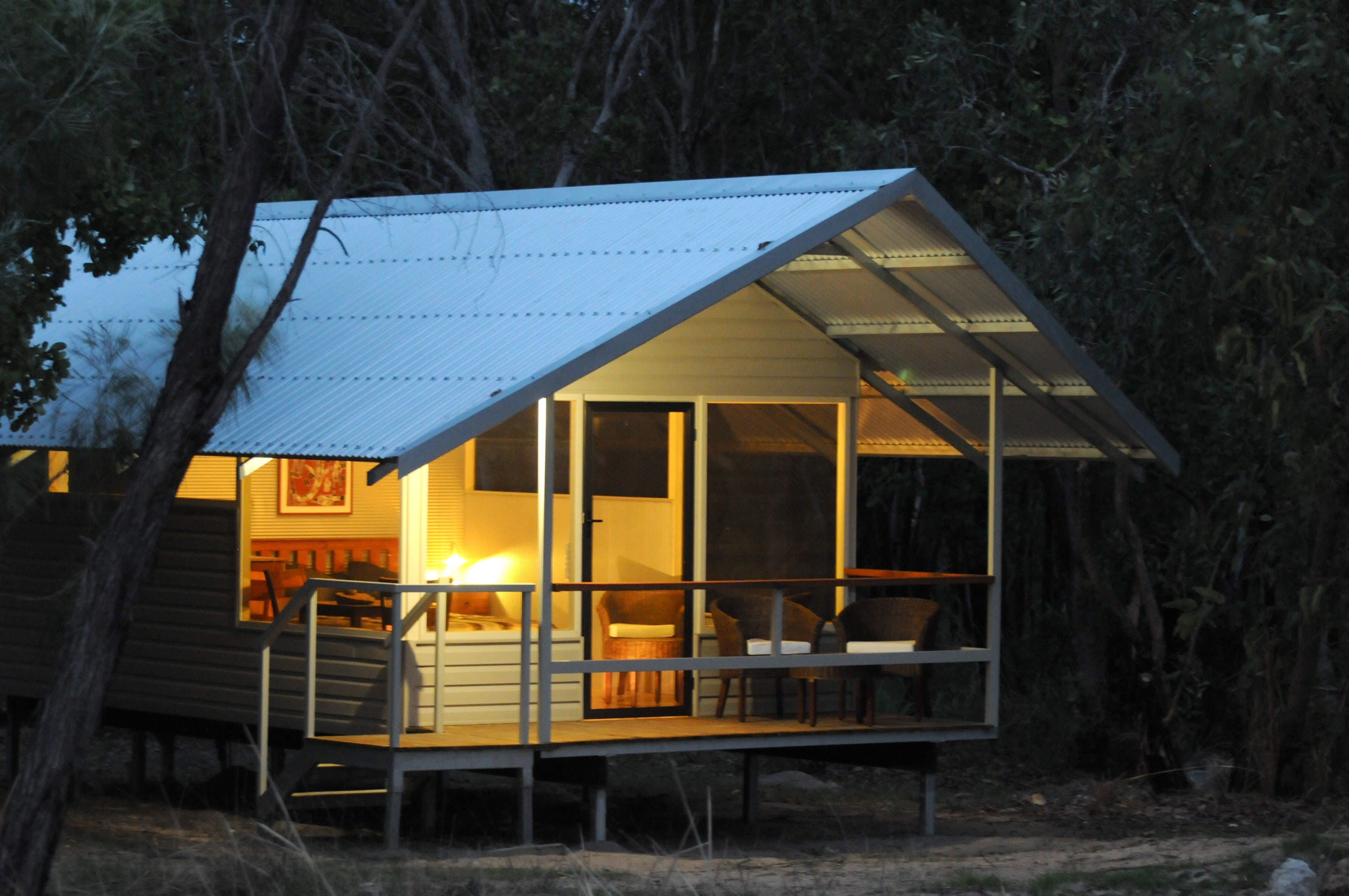 Davidsons Arnhemland Safari Lodge - Accommodation BNB