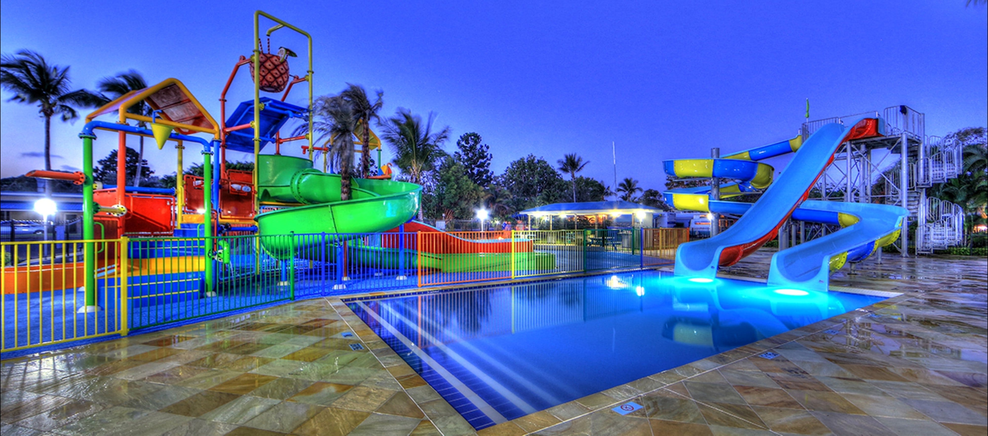 Discovery Parks - Coolwaters Yeppoon - Accommodation BNB