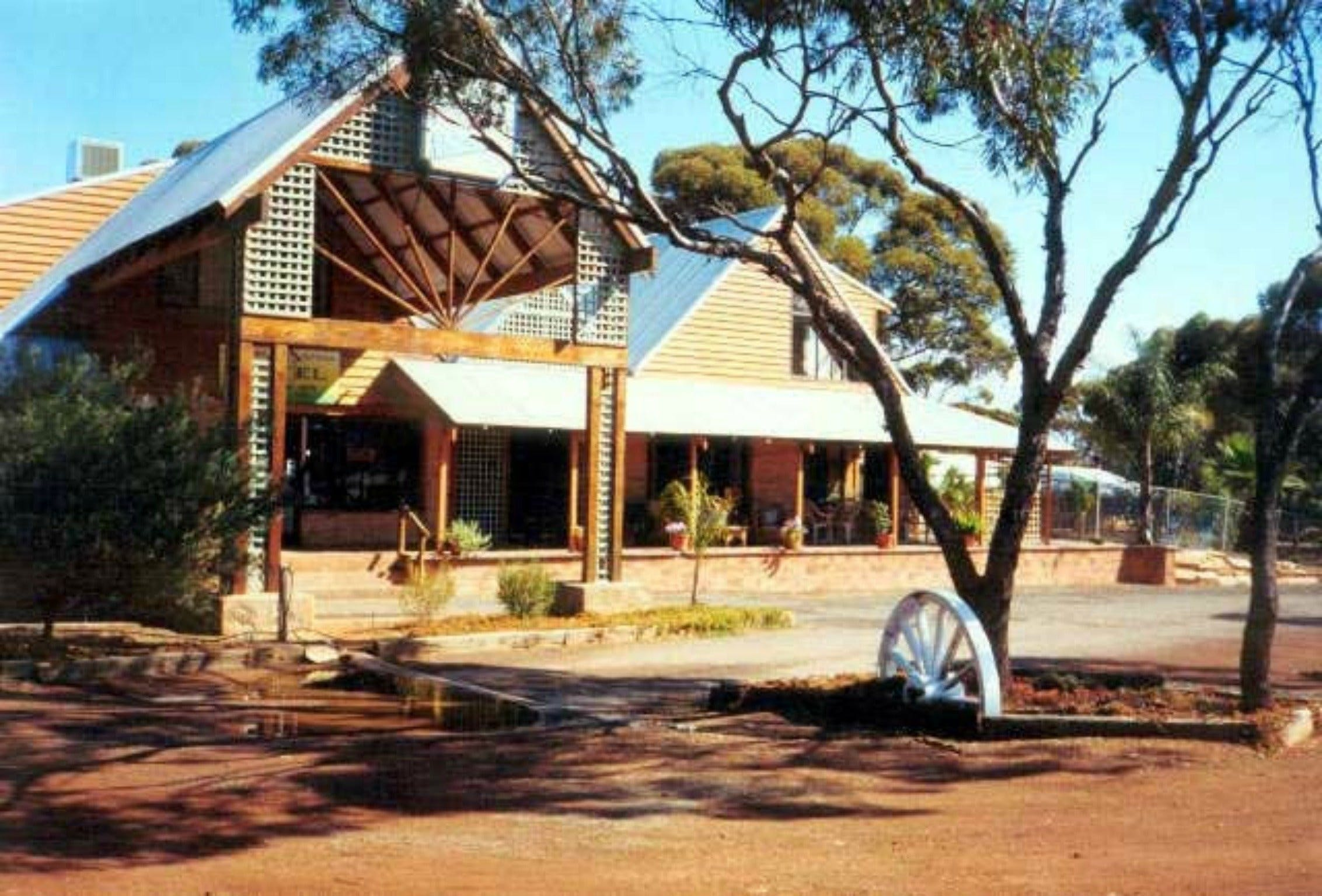 Norseman Great Western Motel - Accommodation BNB