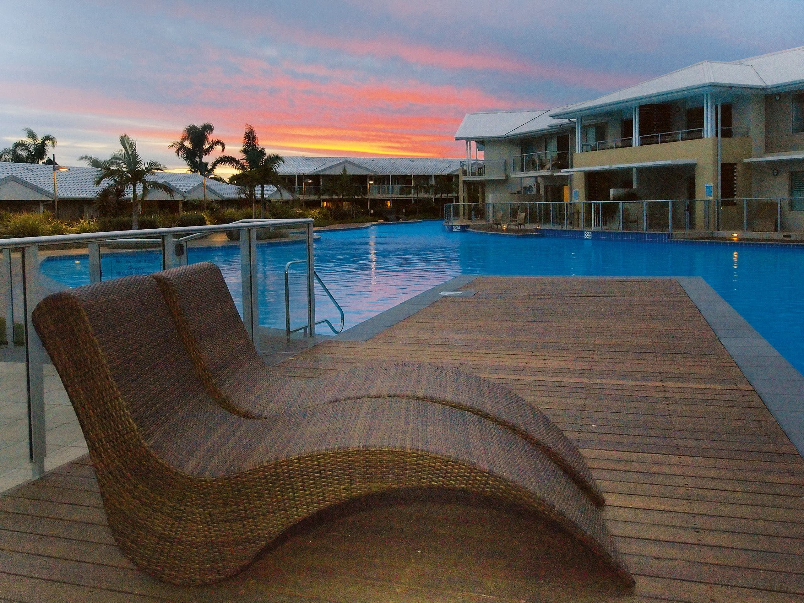 Oaks Port Stephens Pacific Blue Resort - Accommodation BNB