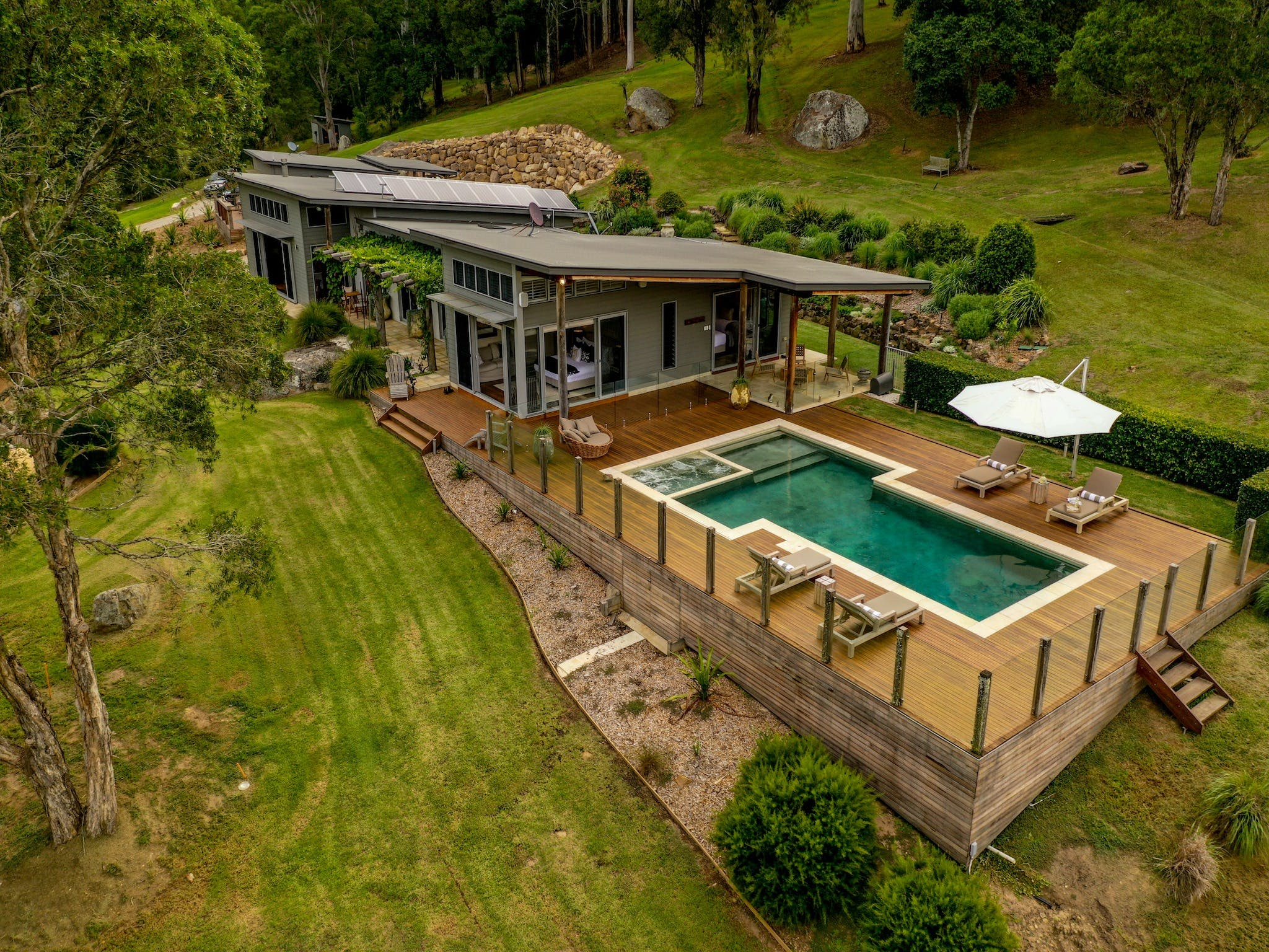 Ravensdale Retreat - Yarramalong Valley - Accommodation BNB