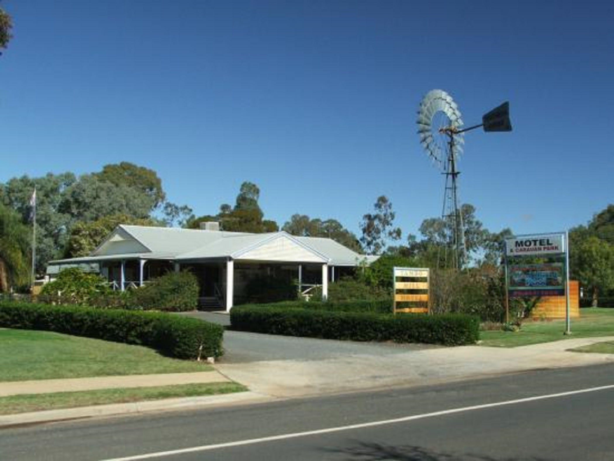 Tambo Mill Motel and Caravan Park - Accommodation BNB