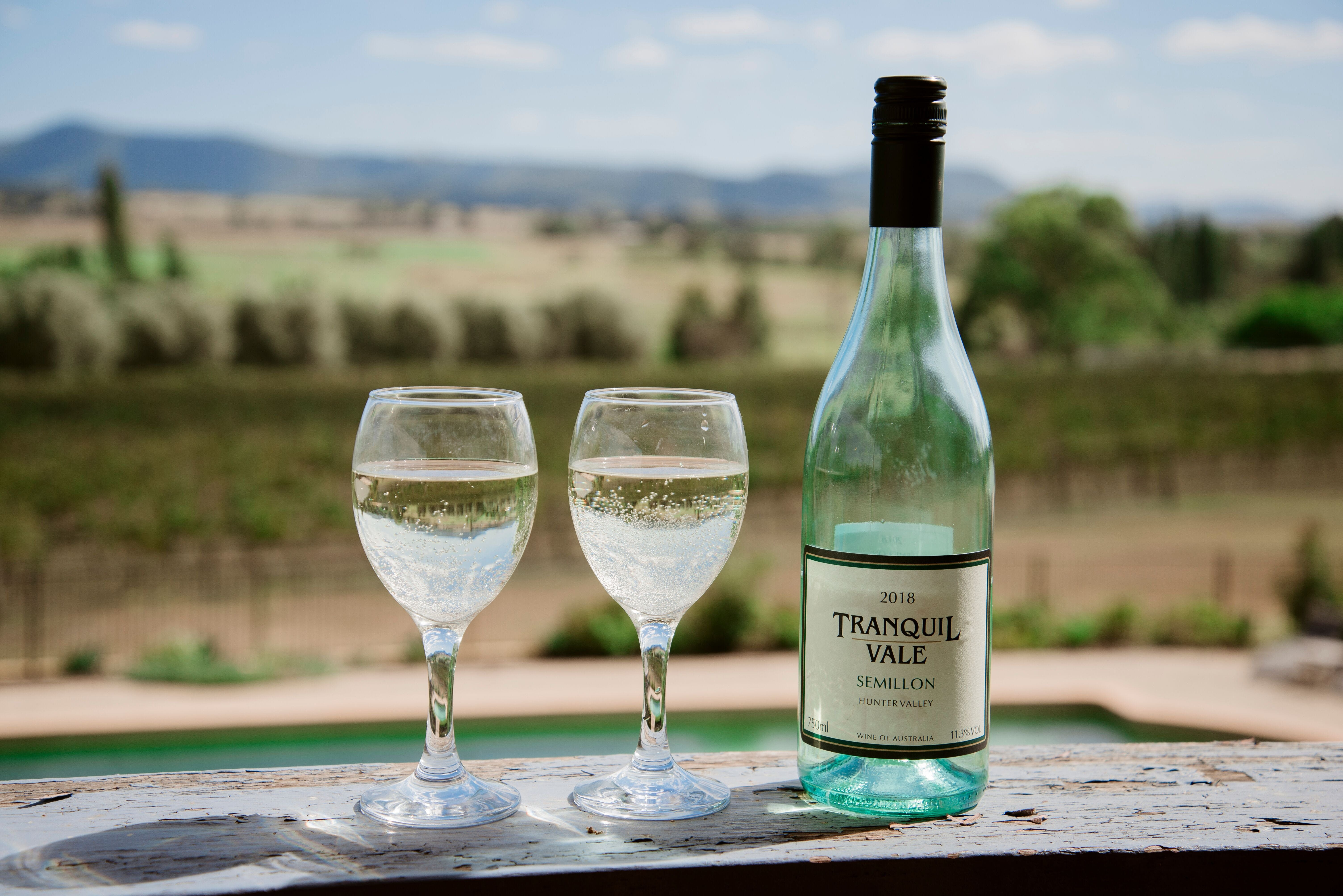 Tranquil Vale Vineyard - Accommodation BNB