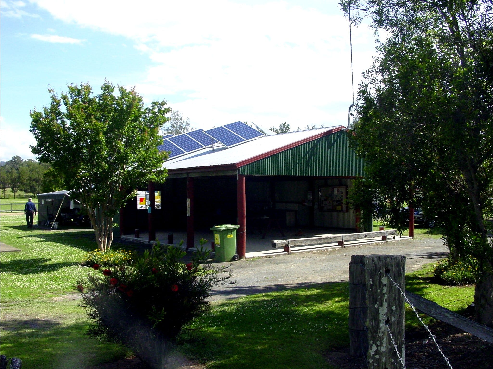 Woodenbong Camping Grounds - Accommodation BNB