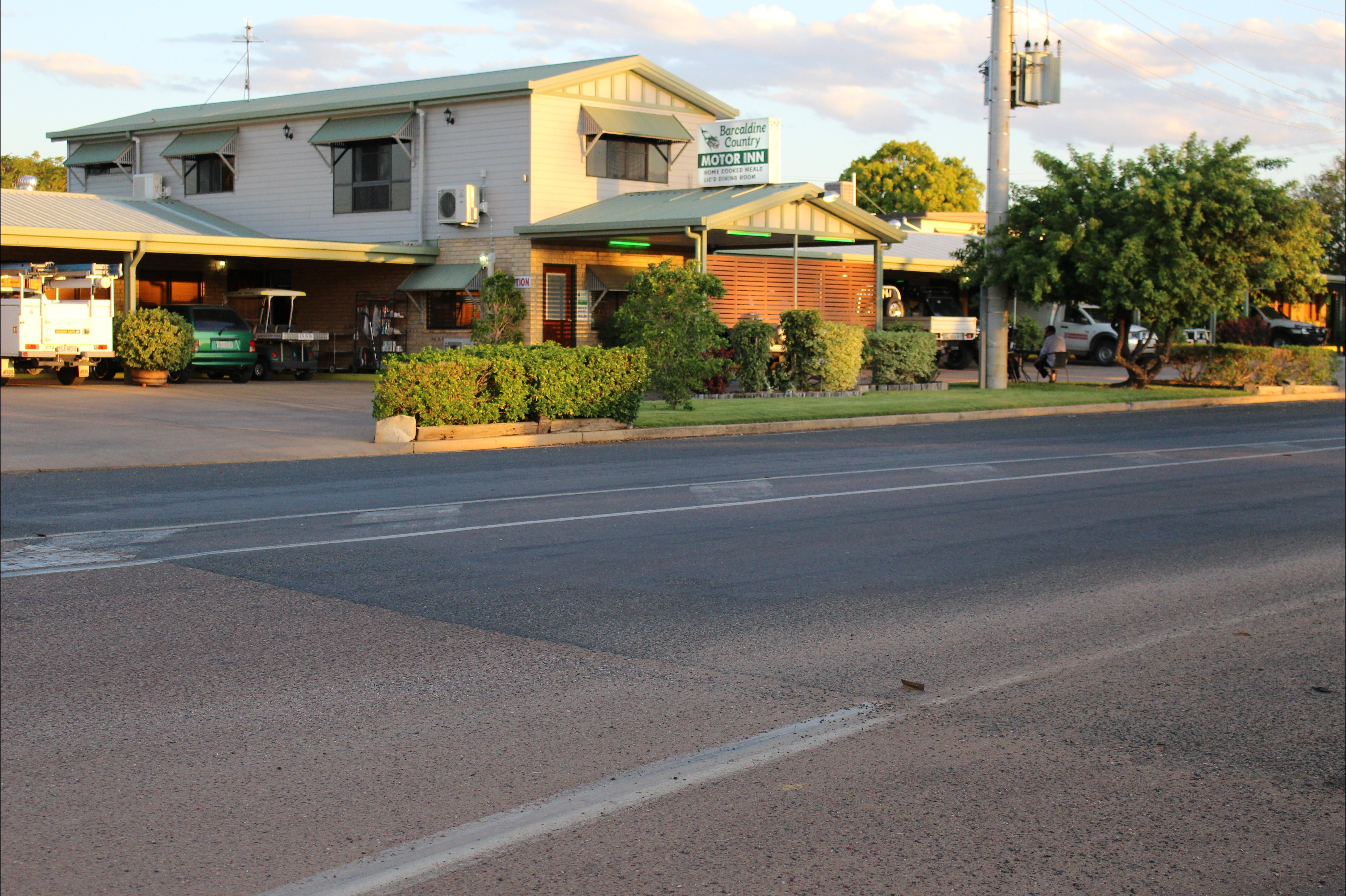 Barcaldine Country Motor Inn - Accommodation BNB