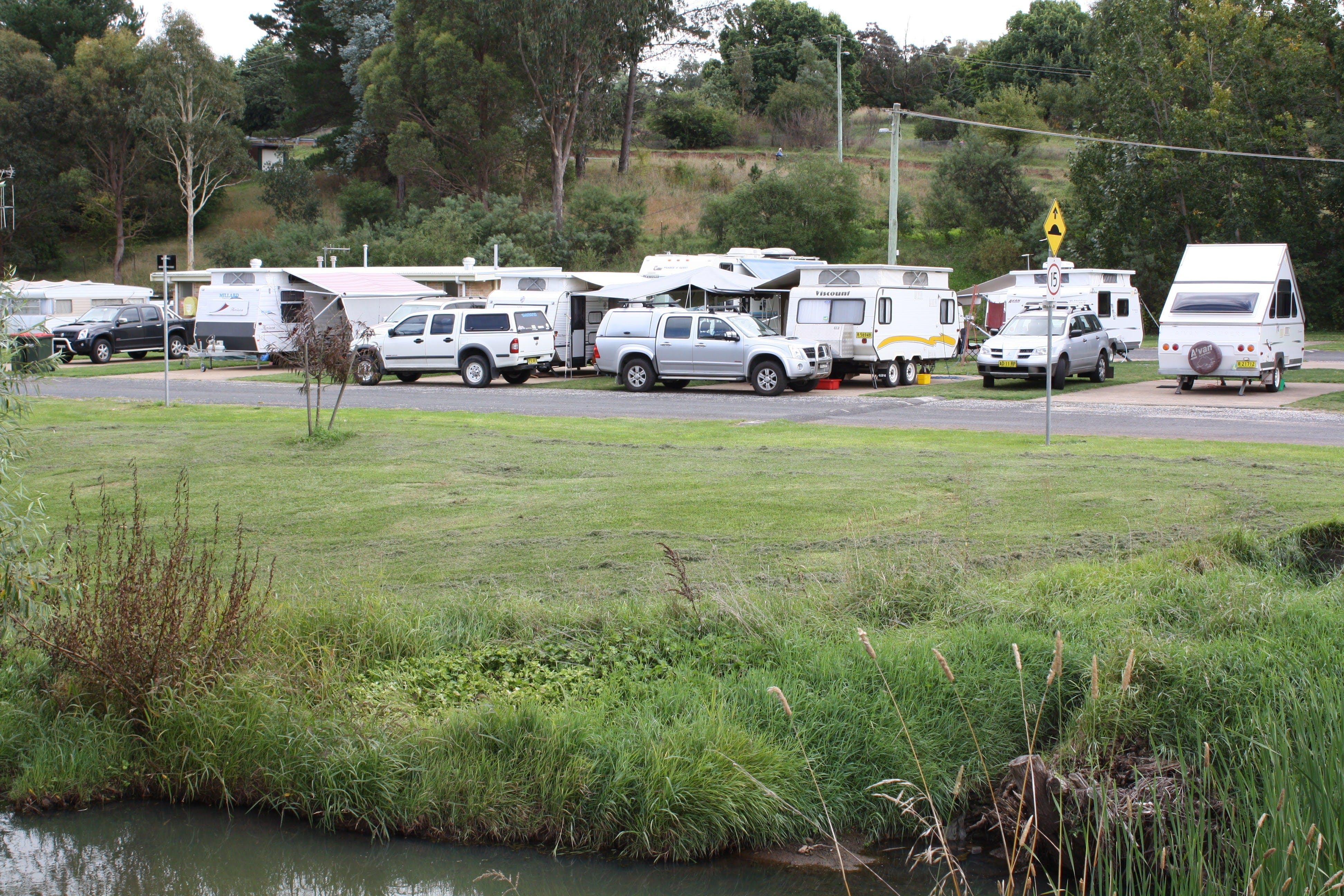 Crookwell Caravan Park - Accommodation BNB