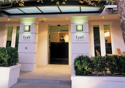 The Lyall Hotel And Spa - Accommodation BNB