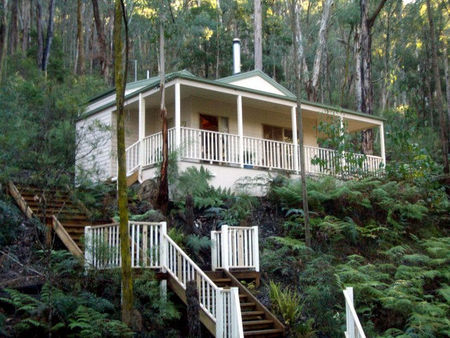 Myers Creek Cascades Luxury Cottages - Accommodation BNB