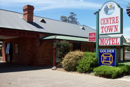 Centretown Motel Nagambie - Accommodation BNB