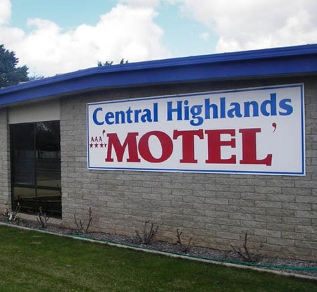 Central Highlands Motor Inn - Accommodation BNB