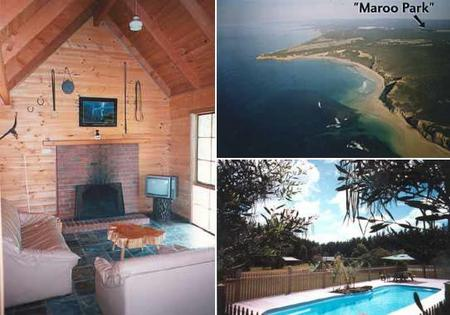 Maroo Park Cottages - Accommodation BNB