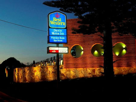 Best Western Drouin Motor Inn - Accommodation BNB