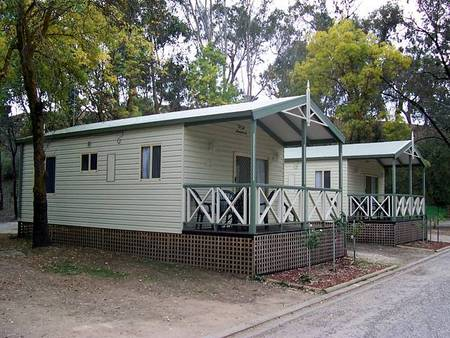 Goulburn River Tourist Park - Accommodation BNB