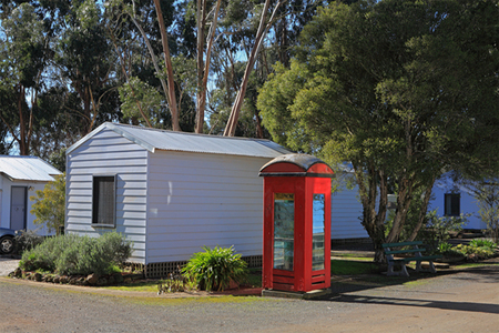 Shady Acres Caravan Park Ballarat - Accommodation BNB