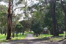 Moe Gardens Caravan Park - Accommodation BNB