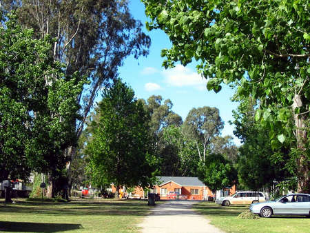Cohuna Waterfront Holiday Park - Accommodation BNB