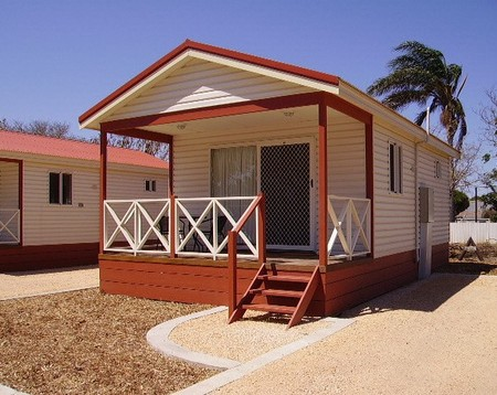 Outback Oasis Caravan Park - Accommodation BNB