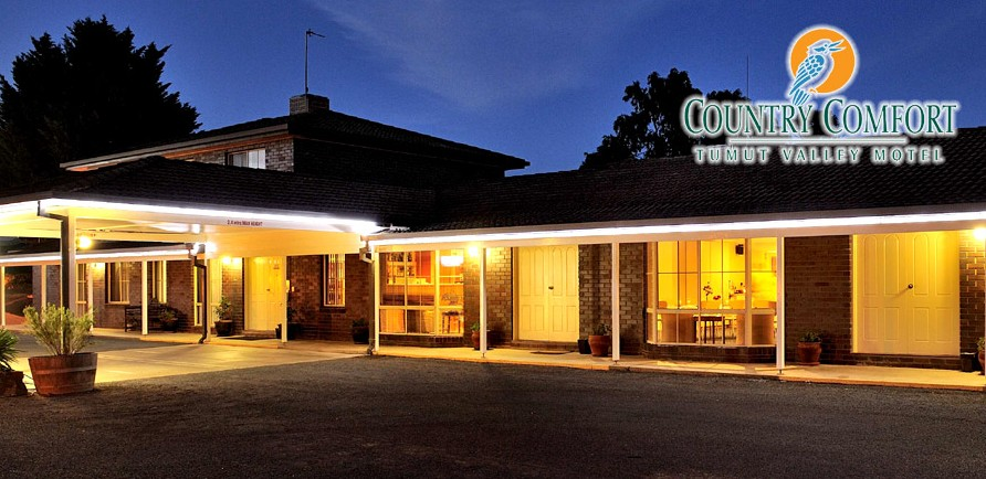 Country Comfort Tumut Valley Motel - Accommodation BNB
