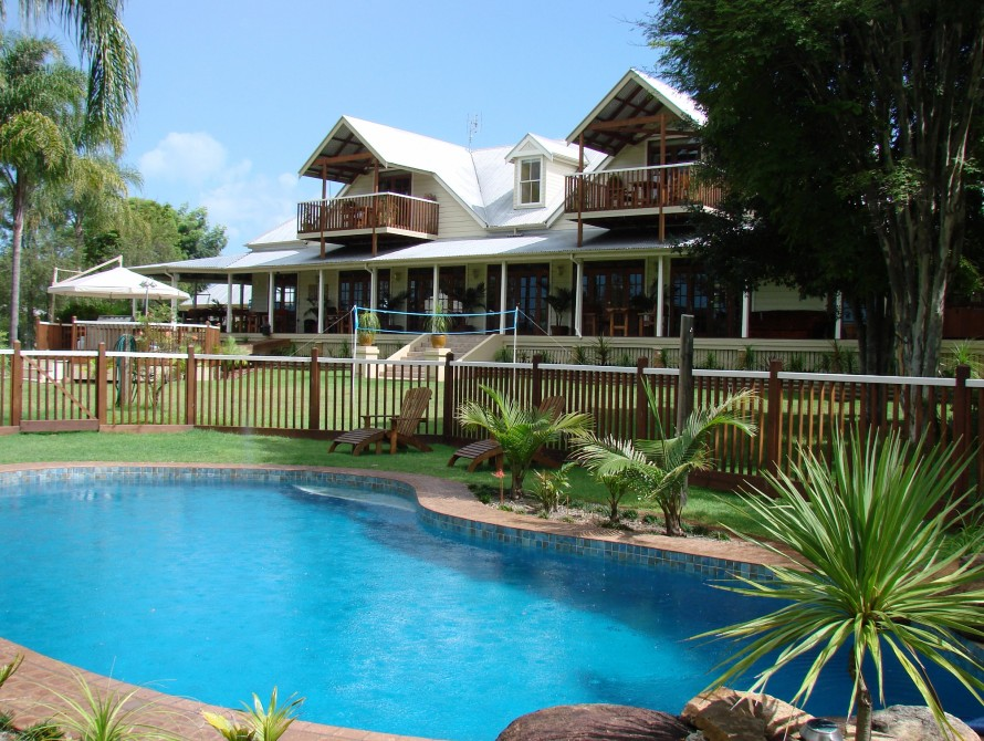 Clarence River Bed  Breakfast - Accommodation BNB