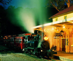 Puffing Billy - Accommodation BNB