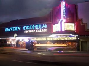 Hayden Orpheum Picture Palace - Accommodation BNB
