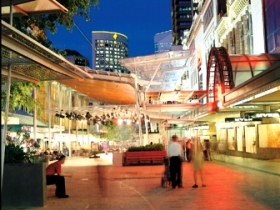 Queen Street Mall - Accommodation BNB