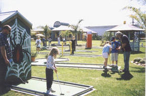 Bairnsdale Archery, Mini Golf & Games Park - Accommodation BNB
