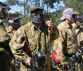Action Paintball Games - Perth - Accommodation BNB