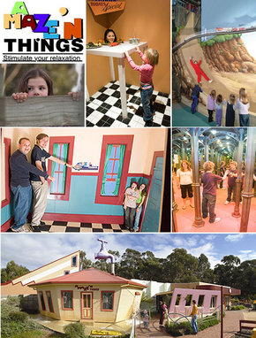 A Maze 'N Things - Accommodation BNB