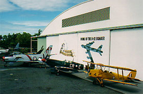 The Australian Aviation Heritage Centre - Accommodation BNB