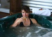 Hidden Valley Eco Spa Lodges & Day Spas - Accommodation BNB